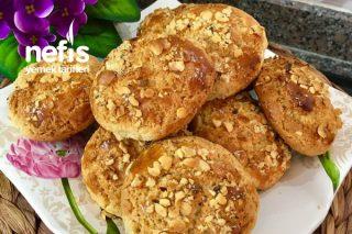 Anne Usulü Fındıklı Tarçınlı Kuru Pasta Tarifi