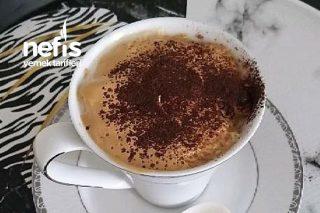 Cafelerdekini Aratmayan Ev Yapımı Latte (İdda Ediyorum Böylesini İçmediniz) Tarifi