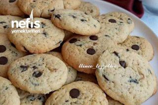 Çikolatalı Cookies Tarifi
