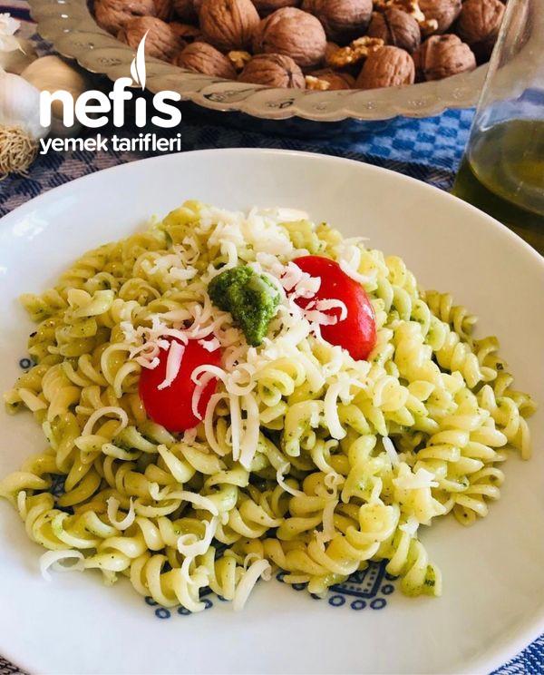 En Hesaplı Pesto Sos Nasıl Yapılır?