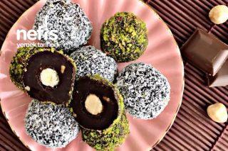 Fındıklı Çikolata Topları Tarifi