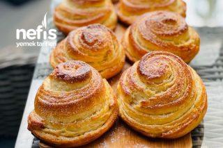 Tereyağlı Tatlı Çörek Tarifi