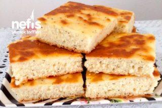 Yumuşacık Az Malzemeli (Kaşık Çöreği) Tarifi