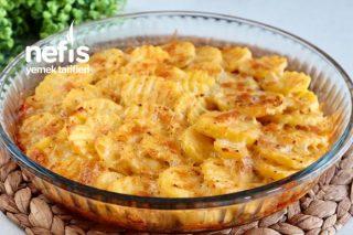 Patatesin En Lezzetli Hali Patates Graten (Videolu) Tarifi