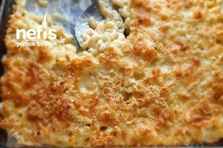 Peynirli Makarna (Mac And Cheese) Tarifi