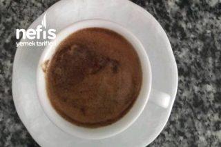 Kahveyi Köpürtemeyenler Birde Böyle Denesin Türk Kahvesi Tarifi