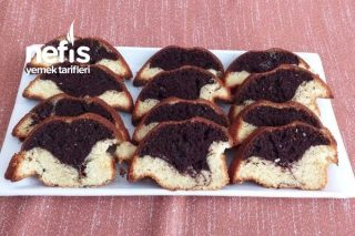 Baton Kek Kalıbında Klasik Sade Kakaolu Kek Tarifi