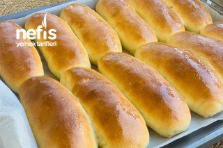 Pofidik Sandviç Ekmeği (12 Adet) Tarifi