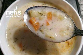 Yoğurtlu Sebze Çorbası Tarifi