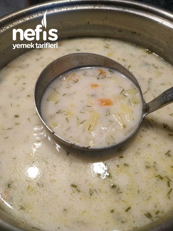 Yoğurtlu Sebze Çorbası