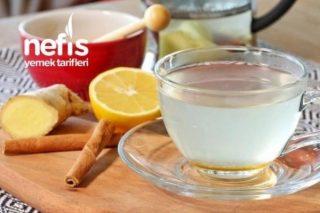 Zencefil Çayının Faydaları, 7 Şifalı Tarifi