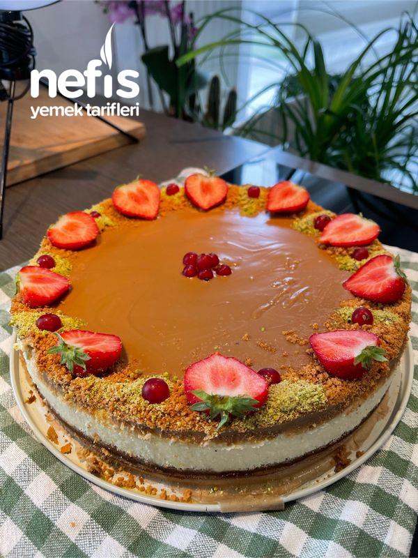 Lotukslu Chees Cake