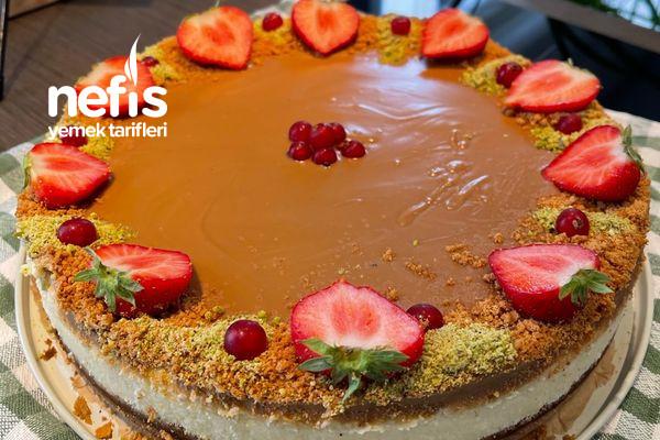 Lotuslu Cheesecake