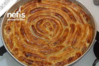 Milfoy Hamurunda Kıymalı Patatesli Börek Tarifi
