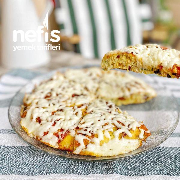 Tavada Pizza Kek