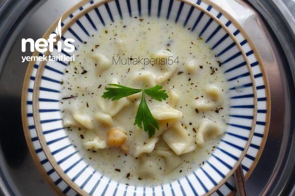 Yüksük Çorbası (Mantı Çorbası )