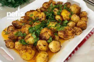 Baharatlı Patates İçi Yumuşacık Dışı Çıtır Çıtır Tarifi