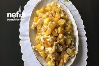 Patatesli Yumurta (Kahvaltılık) Tarifi