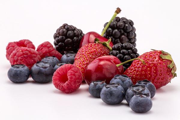 antioksidan meyveler