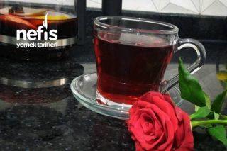 Kış Çayı (Meyveli Hibiskus Çayı) Tarifi