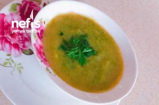 +8 Dereotlu Kereviz Çorbası (Vitamin Deposu) Tarifi