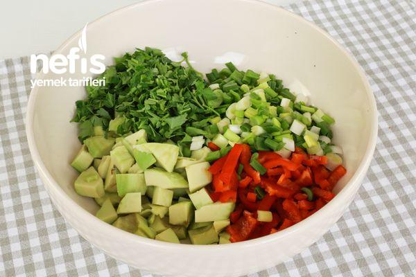 Avokado Salatası-9790662-091022