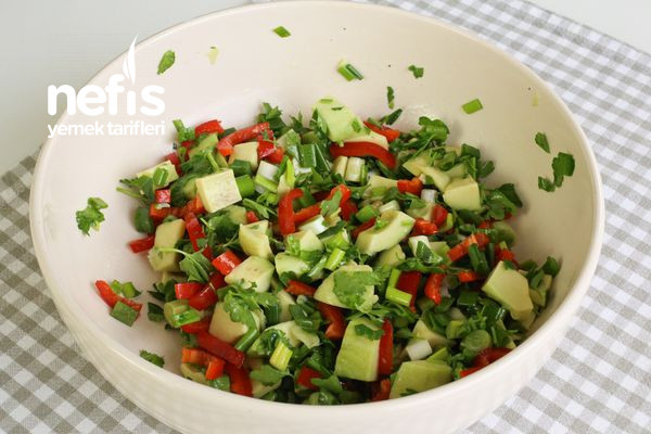 Avokado Salatası-9790662-091027