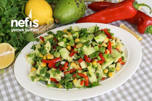 Avokado Salatası-9790662-091043