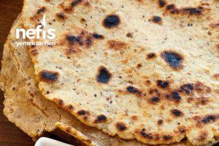 Bayat Ekmekten Nefisss Lavaş (Bayat Ekmeği Değerlendirmenin En Lezzetli Yolu) Tarifi