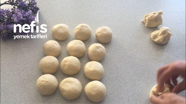 Hazırından Farksız Pastane Poğaçacı Tarifi Videolu