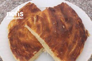 Saya Çöreği (Mayasız) Tarifi