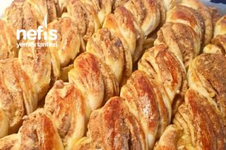 Şekli Şahane Haşhaşlı Burma Çörek Tarifi