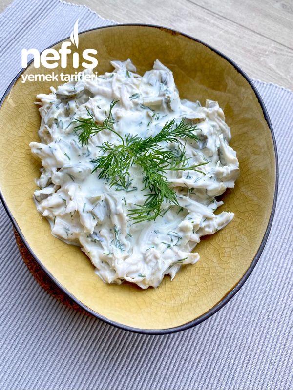 Tavuk Salatası (Hızlı Salata)