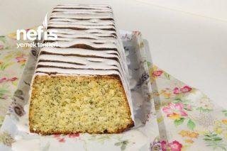 Yumuşacık Haşhaşlı Limonlu Kek Tarifi