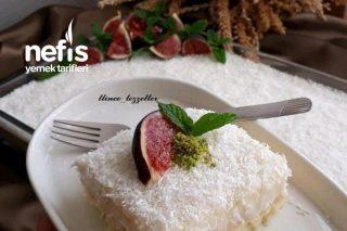 İpek Gibi Kremasıyla Enfes Sütlü Tatlı Gelin Pastası Tarifi