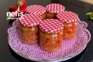 Parmak Yedirten Patlıcan Sos Tarifi
