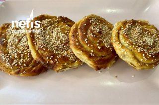 Tahinli Çörek (Herkesin Hazır Zannedeceği) Tarifi