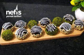 Çikolatalı Mozaik Topları Tarifi