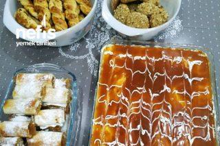Misafirlere Akşam Çayın Yanına Pastalarım Tarifi