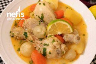 Terbiyeli Tavuk Haşlama (Vitamin Deposu) Tarifi