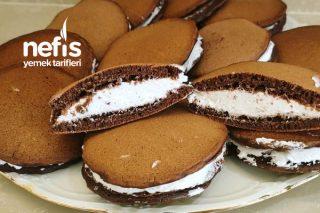 Kakaolu Süt Burger Tarifi Videolu