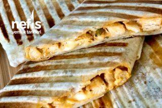 Ev Yapımı Tacos (Wrap) Tarifi