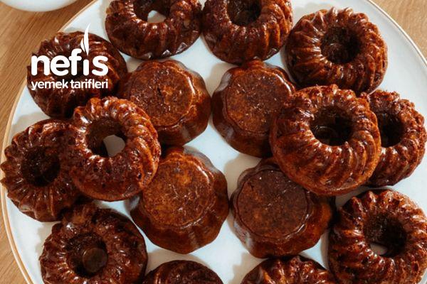 Unsuz Şekersiz Pufidik Kek (Gluten Ve Diğer Diyetlere De Uygun) Tarifi