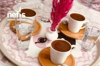 Çikolatalı Dibek Kahvesi Tarifi