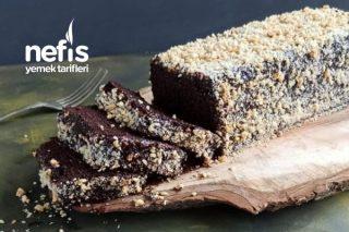 Doble Çikolatalı Kakaolu Kek Tarifi