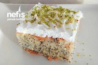 Haşhaşlı Kremalı Kek Tarifi