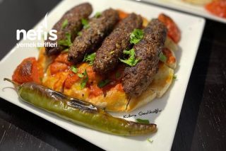 Manisa Kebabı (Ve Pidesi) Tarifi