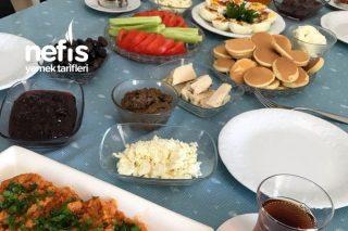 16 Ekim Cumartesi Kahvaltı Masamız Tarifi