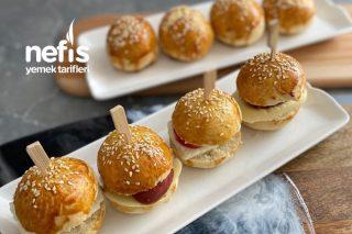 Minik Yuvarlak Ekmekler (Mini Brötchen) Tarifi