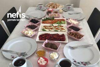 23 Ekim Cumartesi Kahvaltımız Tarifi